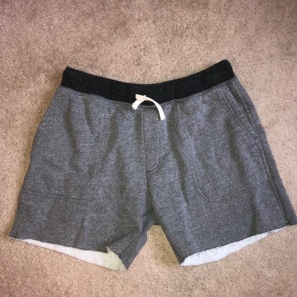 chubbies sweat shorts